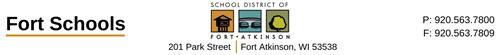 Fort Schools