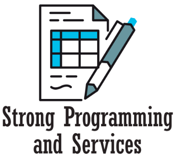 Strong Programming and Services