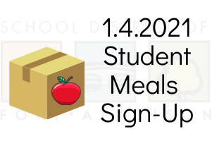 1.4.2021 Student Meals Sign-Up