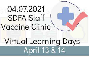 04.07.2021 Virtual Learning Days - April 13 & 14