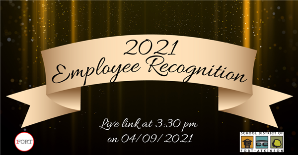 2021 Employee Recognition Celebration
